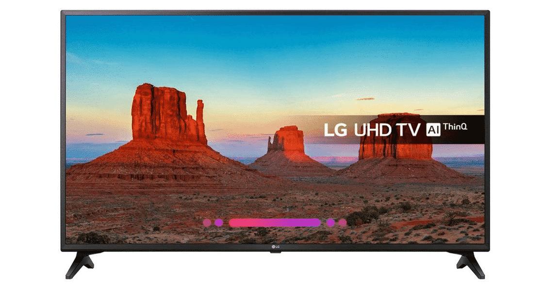 Comparatif pour choisir la meilleure TV 4K Ultra HD LG