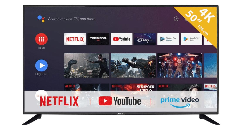 Comparatif pour choisir la meilleure smart TV RCA