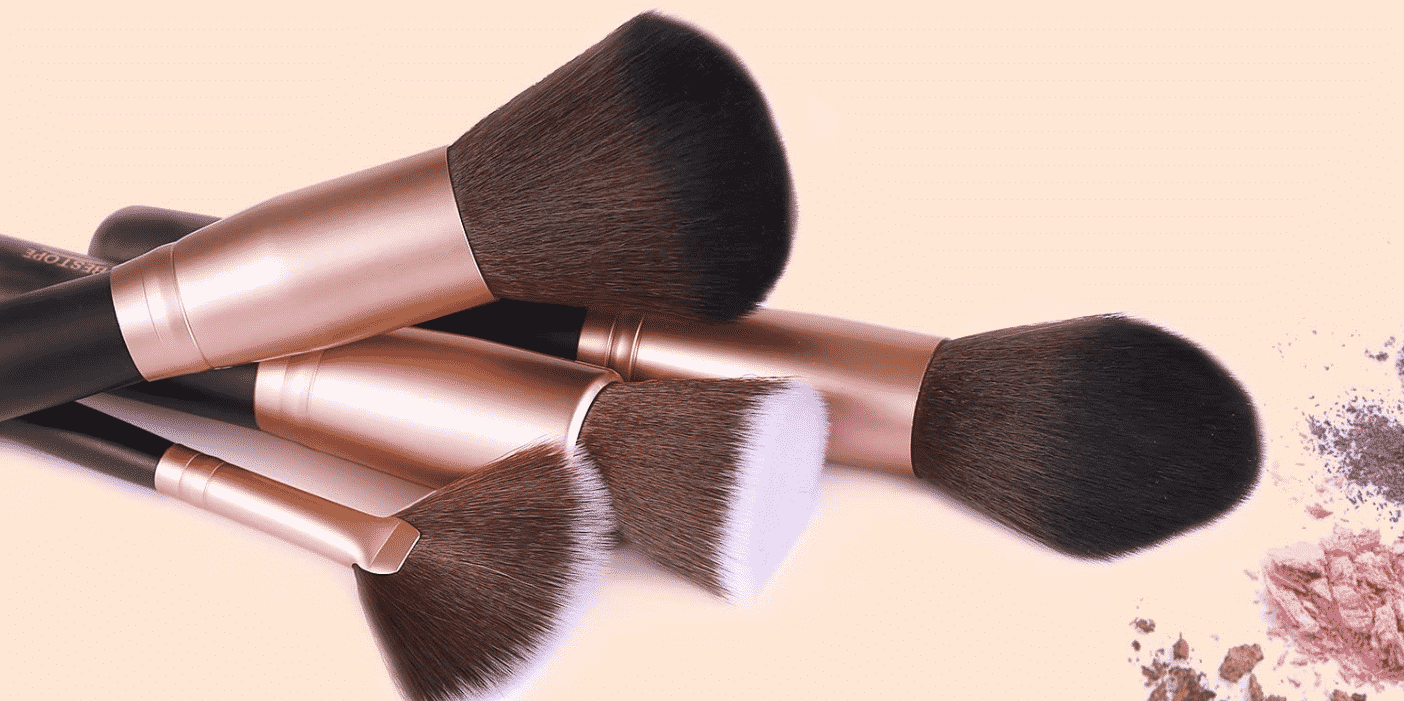 Meilleur kit pinceaux maquillage