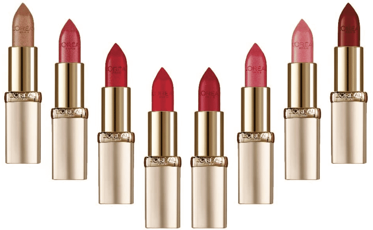 Meilleur rouge à lèvres L'Oréal Paris