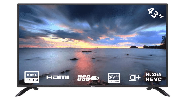 Meilleur téléviseur LED HKC