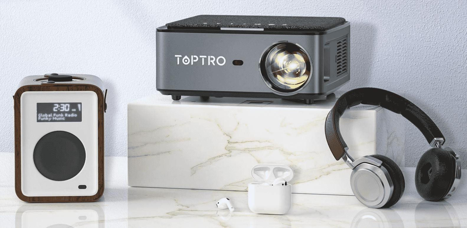 Meilleur vidéoprojecteur Toptro