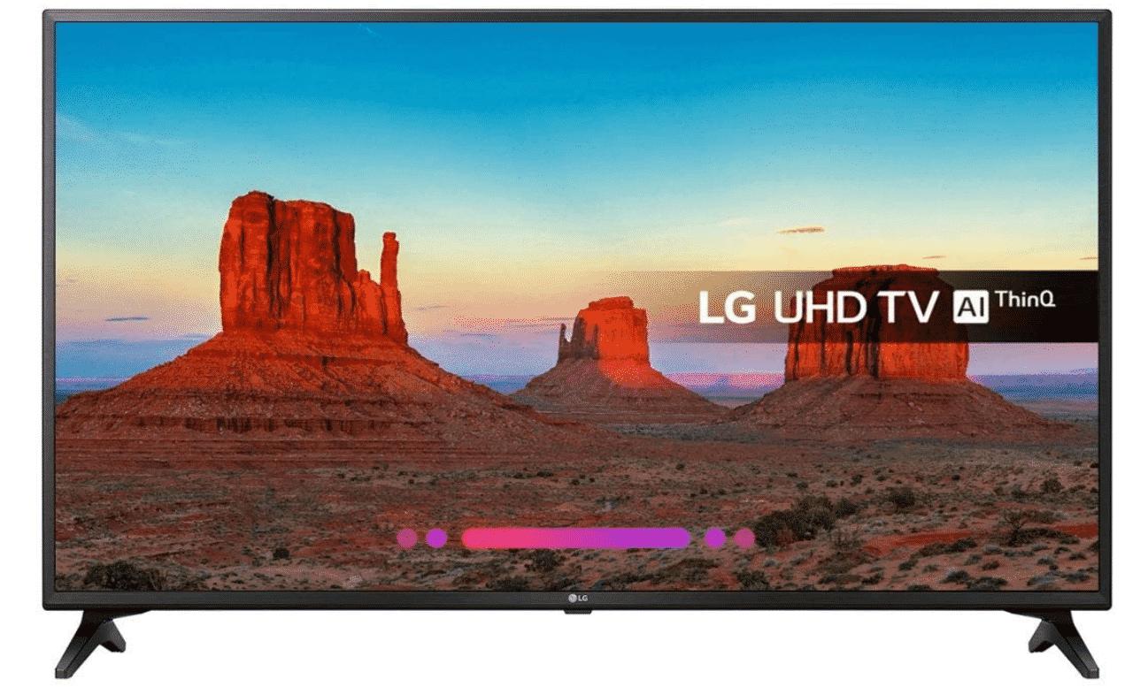 Meilleure TV 4K Ultra HD LG