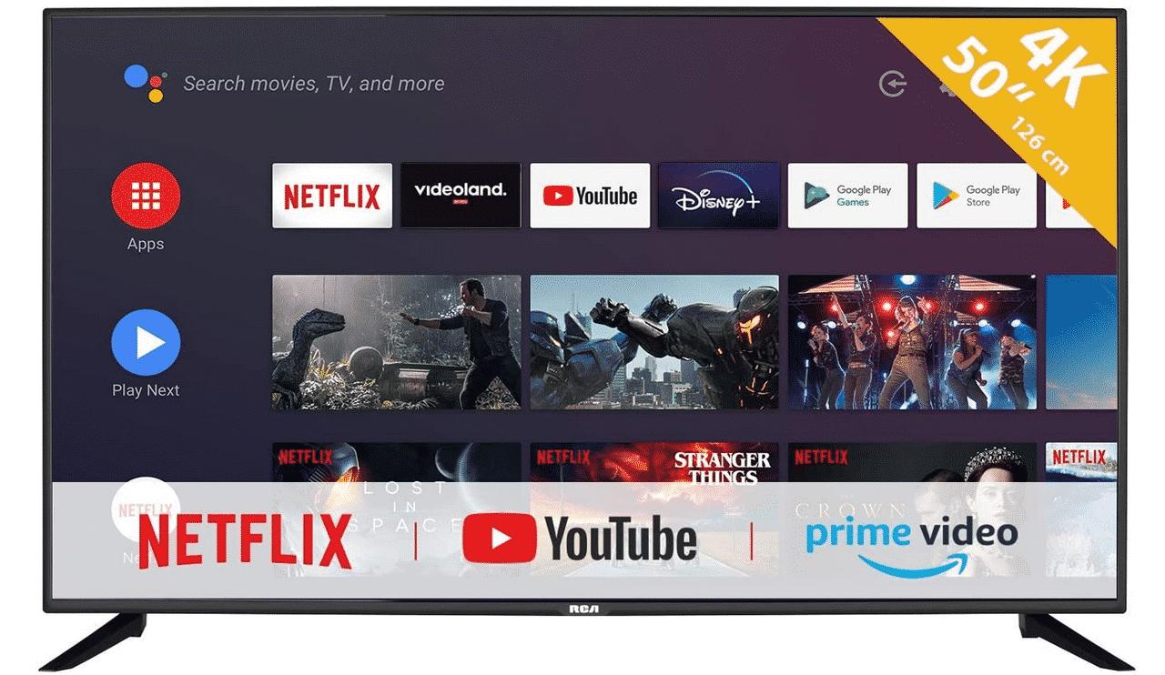 Meilleure smart TV RCA