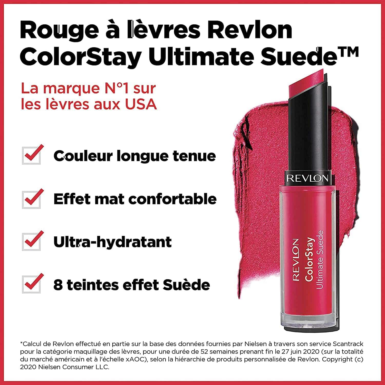 Rouge à lèvres Revlon Colorstay Ultimate