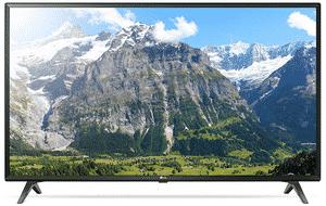 Test et avis sur la TV 4K Ultra HD LG 43 UK 6300 LLB 108 cm
