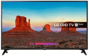 Test et avis sur la TV 4K Ultra HD LG 43UK6200PLA