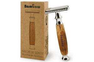 Test et avis sur le rasoir de sûreté traditionnel Bambaw