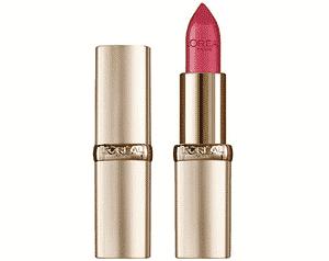 Test et avis sur le rouge à lèvres L'Oréal Paris hydratant Color Riche