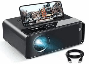 Test et avis sur le vidéoprojecteur Elephas WiFi 7500 Lux