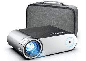 Test et avis sur le vidéoprojecteur Vamvo 5800 Lumens Full HD