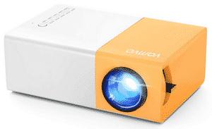 Test et avis sur le vidéoprojecteur Vamvo YG300 Pro LED