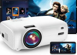 Test et avis sur le vidéoprojecteur Vili Nice 1080P 6500 Lumens