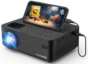 Test et avis sur le vidéoprojecteur Vili Nice Full HD 6000 Lux