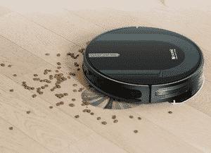 Test et avis sur l'aspirateur robot Proscenic 850T