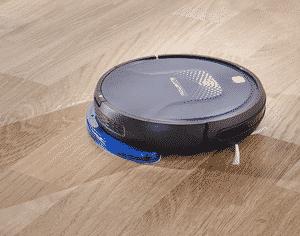 Test et avis sur l'aspirateur robot Rowenta X-Plorer Serie 20 RR6871WH