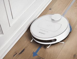 Test et avis sur l'aspirateur robot connecté Rowenta X-Plorer Serie75
