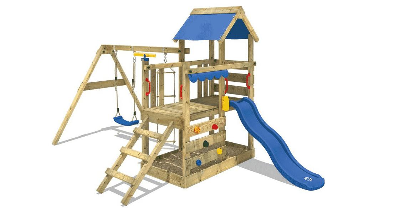 Critères de choix d'une aire de jeux pour le jardin